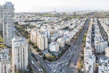 """ענף הנדל""""ן בישראל מבעד למשקפת"""